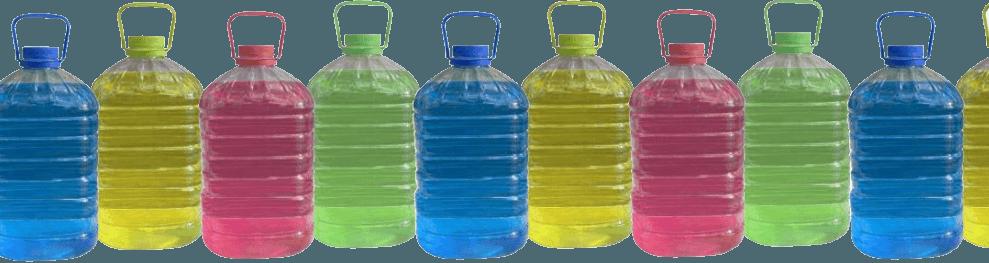 незамерзайка оптом синий, желтый, зеленый, красный цвет без запаха
